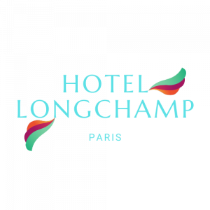 Hotel longchamp paris Logo