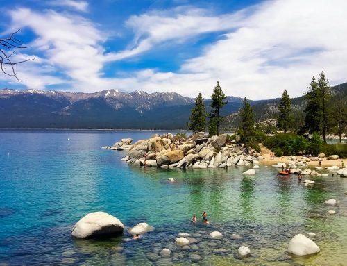 Le lac Tahoe (aux USA), une destination atypique
